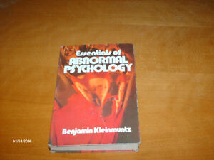 Essentials Of Abnormal Psychology Kijiji Free