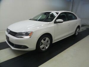 2013 Volkswagen Jetta TDI | COMFORTLINE | NO ACCIDENTS |SUNROOF