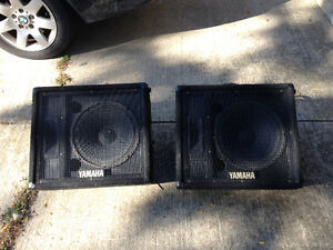 Yamaha SV12M Monitors (Pair)