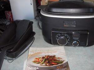 Crock Pot - 3-in-1 System