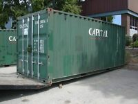 Used 20ft Shipping Containers - Best Value in town!
