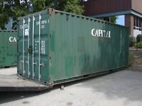 Used 20ft Shipping Containers - Get ready for Spring!