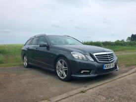 Mercedes-Benz E250 2.1CDI Sport - COMES WITH FULL MOT & 3 MONTHS WARRANTY!