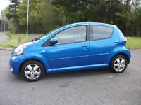 2009 59 TOYOTA AYGO 1.0 BLUE VVT-I 5D 67 BHP ** 1 OWNER FROM NEW **