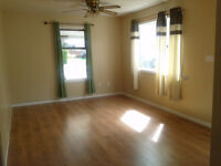 1 bright bedroom suite available Nov. 1st-   Nice Area