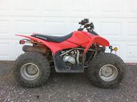 2011 Honda TRX Kids ATV