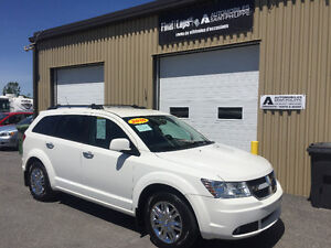 2010 Dodge Journey R/T Awd 3.5 L ,Ens.remorquage extra clean