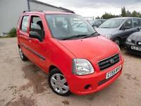 SUZUKI WAGON R 1.3 PETROL 5 DOOR HATCHBACK