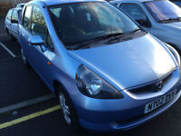 Honda Jazz Automatic 1.3, please read full advert before contacting me