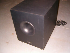 TANNOY SFX 5.1  100 Watt POWERED SUBWOOFER SPEAKER