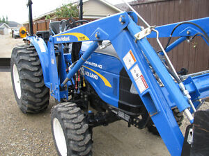 New Holland Work Master 40