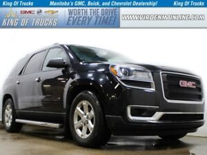 2014 GMC Acadia SLE-2 | AWD | 7 Pass | Intellilink