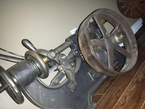 Vintage Industrial Post Drill