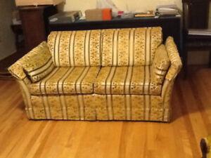 Moving sale cottage sofa love seat
