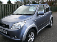 Daihatsu Terios 1.5 SX Low mileage / Service history / 4X4 NOW£3495 Mot'd 1 year