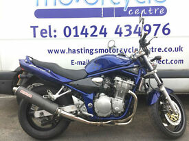 Suzuki GSF600 Bandit / Commuter / Fully Serviced + M.O.T / Nationwide Delivery