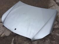 Mercedes e class w212 facelift front genuine bonnet