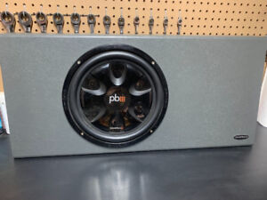 "12"" Powerbass Sub"
