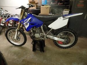 2014 YZ 250 TWO STROKE