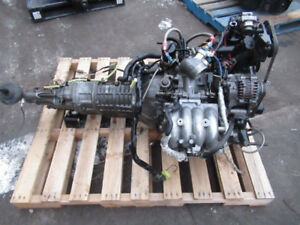 JDM MAZDA RX7 FC3S 13B ENGINE 5SPEED RWD ENGINE  OS GIKEN CLUTCH