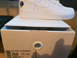 Roc A Fella Air Force 1s Size 10.5 DS