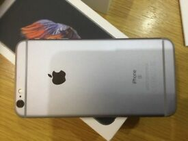 iPhone 6S Plus 'unlocked' Space grey 64gb