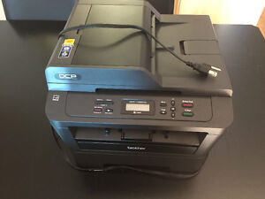 Brother DCP7065DN Monochrome Laser Printer with copier+scanner