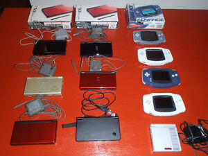 handheld games for PSP AND NINTENDO & systems!