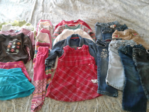 Girl clothes lot #2