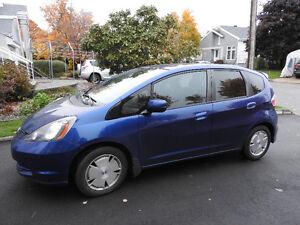 2011 Honda Fit LX Autre
