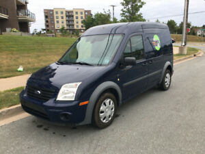 Ford Transit Connect, Cargo