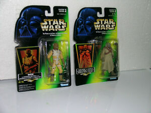 Star Wars Power of the Force Green Card figures Kitchener / Waterloo Kitchener Area image 5