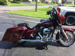 2014 Harley Davidson Streetglide Special(flhxs)
