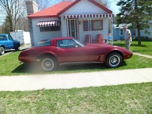 79 Corvette MUST SELL