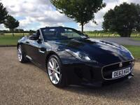 2013 Jaguar F-TYPE V6 S Petrol black Automatic