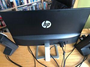 Écran ordinateur HP 24 pouces