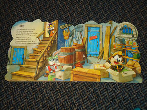 Baby Looney Tunes Visit a Haunted House Board book Lift The Flap Kingston Kingston Area image 5