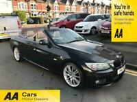 2011 BMW 3 Series 3.0 330d M Sport Auto 2dr Convertible Diesel Automatic