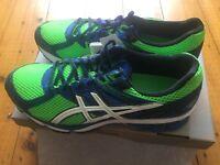 Wollaton brand new ASICS running trainers shoes bargain!