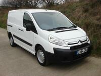 2014 64 Citroen Dispatch 1.6HDi 1000 90 L1 H1 Enterprise Van 14,000 Miles