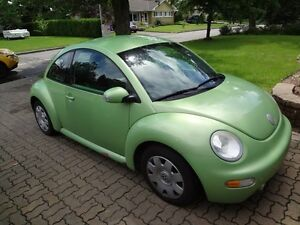 2003 Volkswagen New Beetle Coupé (2 portes)