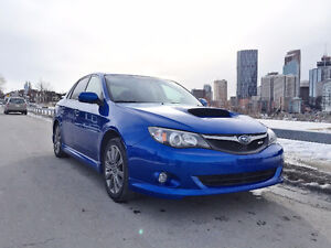 2009 Subaru Impreza WRX265 Sedan, Engine Only 18000 KM!