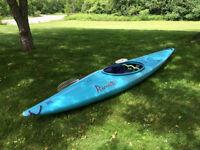 Whitewater Kayak - Perception Pirouette