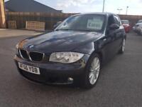 BMW 118 2.0TD d M Sport 5dr 2006 56 reg