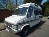 Auto-Sleeper Rambler GL Diesel 91 J 2 to 4 berth Motorhome For Sale, Compact