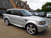 2005 55 Reg Land Rover Range Rover Sport 4.2 V8 Supercharged Auto 72000 Miles !!