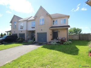 Open House:Beautiful Freehold Townhouse/Thorold.Agents welcome
