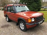 Land Rover Discovery 2.5Td5 ( 7st ) 1999MY Td5 GS (5 seat)