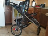 Graco Fastaction Jogger Stroller