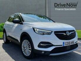 image for 2019 Vauxhall Grandland X 1.5 Turbo D Sport Nav Auto (s/s) 5dr SUV Diesel Automa